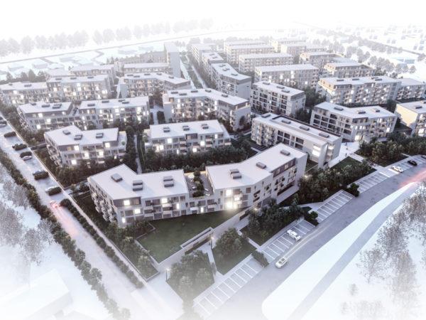 Osiedle mieszkaniowe Wyszków